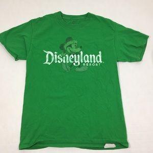 Men's Disneyland Christmas Graphic Tee Shirt M